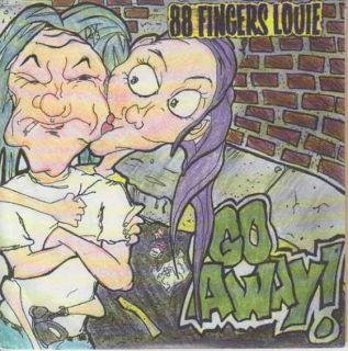 88 Fingers Louie Go Away 7 Chicago Pop Punk Fat Wreck Chords 1993