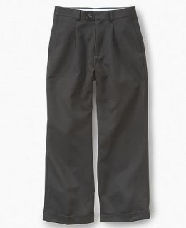 Boys Regular Stretch Microfiber Pants   Kids Boys 8 20