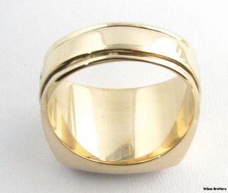 Million Moose 1973 Moosehaven Mooseheart Mens Ring 10K Solid Gold 14