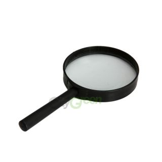 Reading Magnifier Jewelry Magnifying Glass Hand Held Low Vision Aid