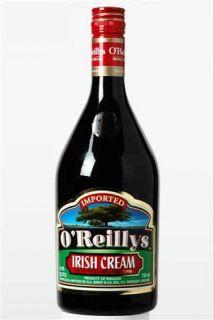 Reillys Irish Cream Glass ♚ 4 Lowball Bar Glasses