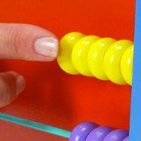 Toy Imaginarium 5 Way Giant Bead Maze Cube Dry Erase Board