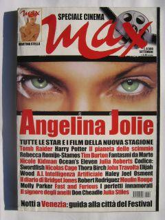 Angelina Jolie Tim Burton Luis Figo Nicole Kidman Aaliyah
