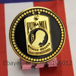 Pow MIA A Grateful Nation Military Challenge Coin 240