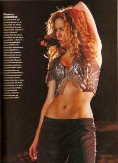 Shakira Luis Miguel Argentina Magazine 2007