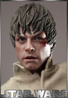 Hot 1 6 Toys Star Wars Luke Skywalker Bespin Head Sculpt w Pers 10