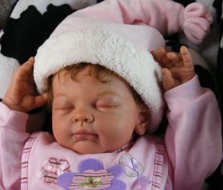 Reborn Lucy Kewy by Babies Full of Grace 3 Month Layaways Taken