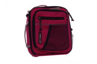 Sub Zero Pink Lunch Snack Bag Box Womens Girls School Work Gym