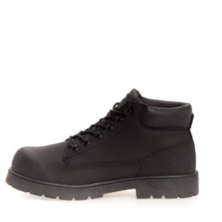 Lugz Mens Drifter Scuff PR SL Leather Work Boot Occupational Shoes