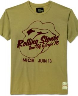 Rolling Stones T Shirt, Moon Tour Graphic T Shirt   Mens Suits & Suit