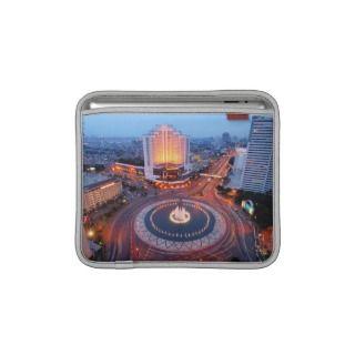 Jakarta Cityscape Sleeve For iPads