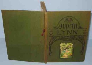 Judith Lynn 1906 Antique Books Childrens Donnell Sea