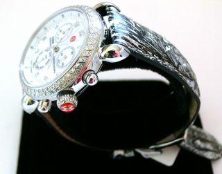 Michele CSX 36 Day Diamond Ladies Watch MW03M01A1025 0 60 Ct Swiss
