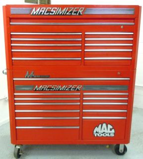 Mac Tool Box Chest Cabinet Macsimizer M Class Superstation MB1850