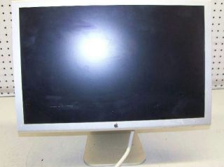 Apple Cinema Display A1081 20 inch Widescreen LCD Monitor