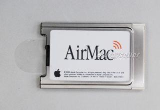 Apple Airmac Airport Wireless WiFi Card iMac iBook eMac