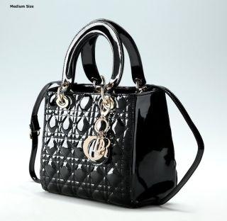 Genuine Leather Womens Ladies Designer Handbag Hobo Shoulder Purse
