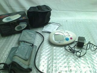 Lumiscope Dlx Auto Inflate Blood Pressure Monitor