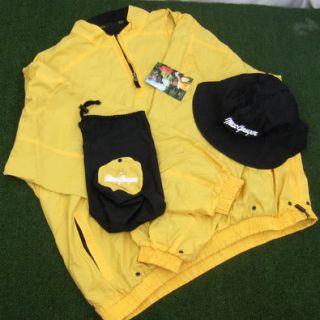 MacGregor Tourney Rain Pullover Bucket Hat XXL New