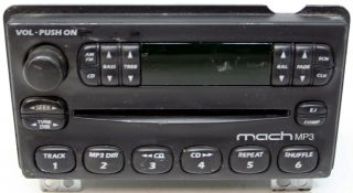 2003 2004 Ford Mustang Factory Mach Stereo  CD Player Radio