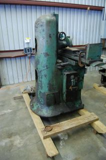 Machine Model 3B Surface Grinder Machining Equipment and Tools Used
