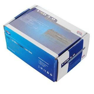 25 Internal Memory Card Reader SATA USB 3 0 Hub