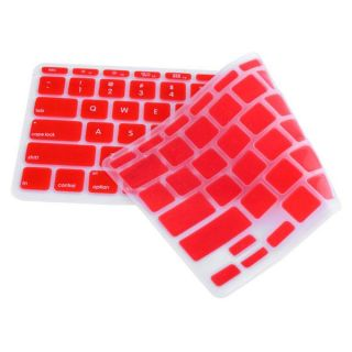1pcs Protective Silicon Keyboard Cover Case for MacBook Pro Air 11 11