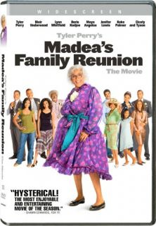 Tyler Perry Madeas Family Reunion New SEALED DVD