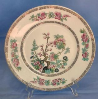 Vtg John Maddock Sons Indian Tree Dinner Plate
