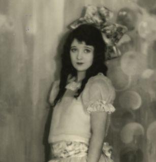 INGENUE PIN UP ALICE DAY PHOTOGRAPH MACK SENNETT SILENT FILM 1920S NR