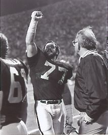 Lyle Alzado Oakland Raiders Photo REDUCED