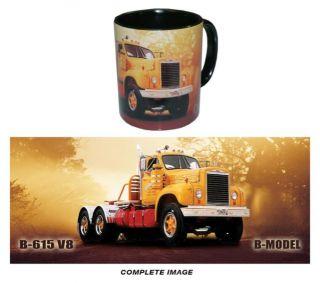Mack Truck B Model B 615 V8 Coffee Mug