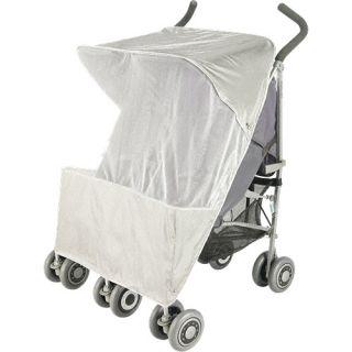 Maclaren Stroller Mosquito Net Twin Triumph Twin Techno AOX18063