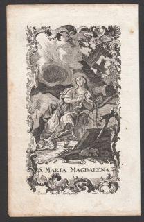 Heilige Maria Magdalena Santa Maria Maddalena St Mary Magdalene