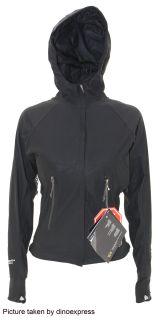 New Mountain Hardwear Womens Torch Gore Tex Jacket Black XS