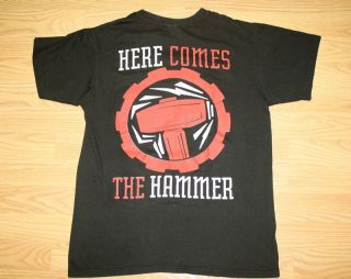 Vintage MC Hammer T Shirt Concert 1991 CanT Touch This Hammer Time