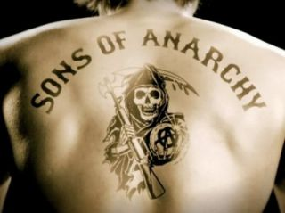 Sons of Anarchy Box Set The Complete Seasons 1 2 3   39 Episodes 12