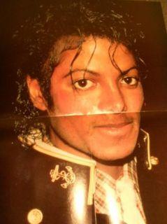 Poster Pinup Michael Jackson Ralph Macchio Teen Idols PINUPS
