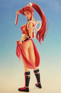 Unit King of Fighters 1 6 Scale Mai Shiraniu Garage Model Kit