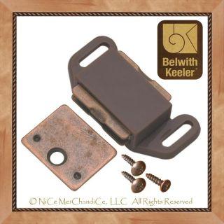Belwith Magnetic Cabinet Hardware Door Catch 60402