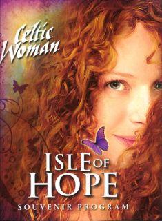 Celtic Woman 2009 Isle of Hope Tour Concert Program Book