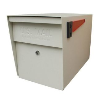 name mail boss epoch design 7107 locking theft proof security mailbox