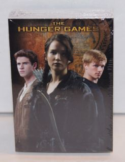 THE HUNGER GAMES COLLECTIBLE MOVIE CARDS (Neca/2012) Complete Trading