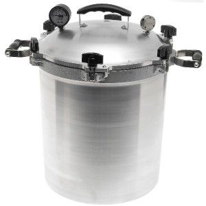 All American Pressure Cooker Canner 30 Qt 930 Made in USA USA New