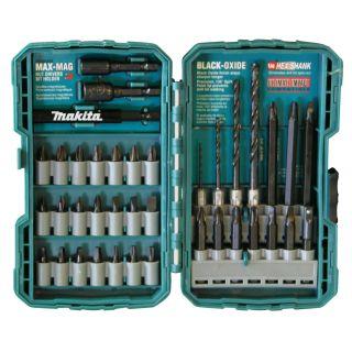 Makita T 01373 38 Piece Impact Drill Driver Bit Set