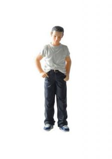 Dollhouse Miniature Modern Teen Boy Male Doll HW3077