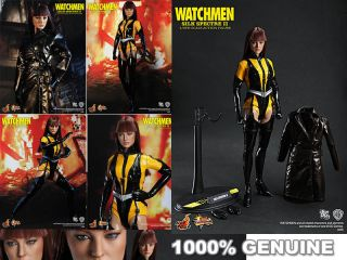 Silk Spectre II Watchmen Masterpiece MMS102 Hottoys Hot Toys Figure