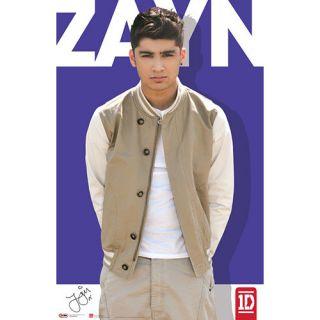 1D Zayn Malik Poster