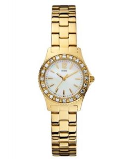 Pulsar Watch, Womens Gold tone Stainless Steel Bracelet PEGF22