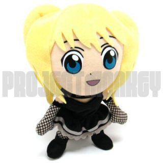 Death Note Misa Amane Plush Doll Anime Manga Officially Licensed